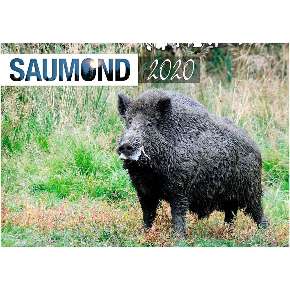 saumond kalender 2018 b cher dvds ausr stung jagd online shop. Black Bedroom Furniture Sets. Home Design Ideas