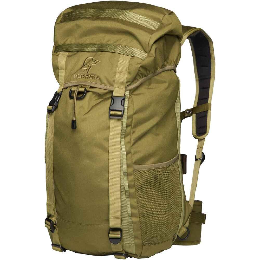 f1aba51dd3e1b0 Norrona Rucksack Hjerkinn Pack 40L (Oliv) - Rucksäcke - Ausrüstung ...