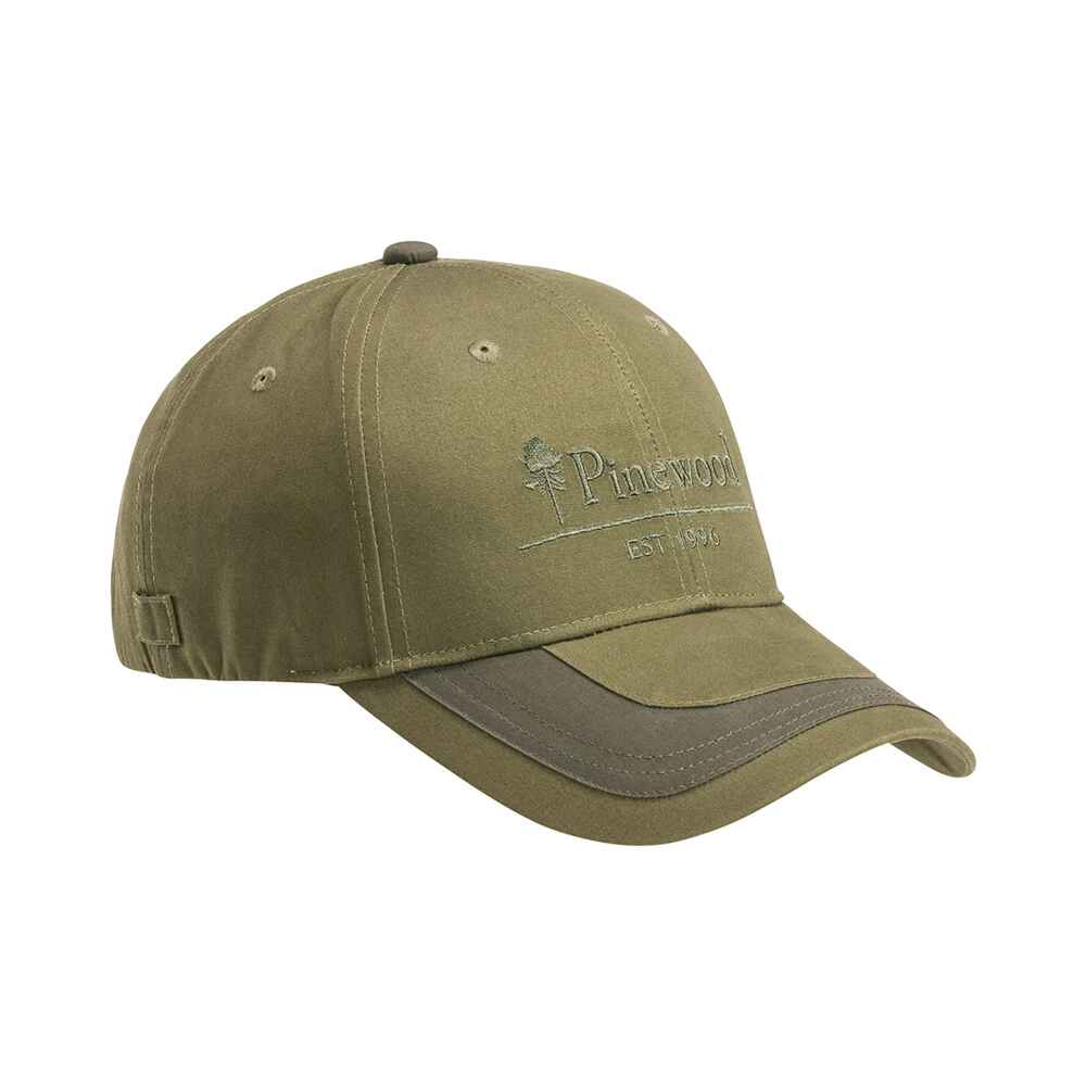 Cap TC 2-Colour, Pinewood