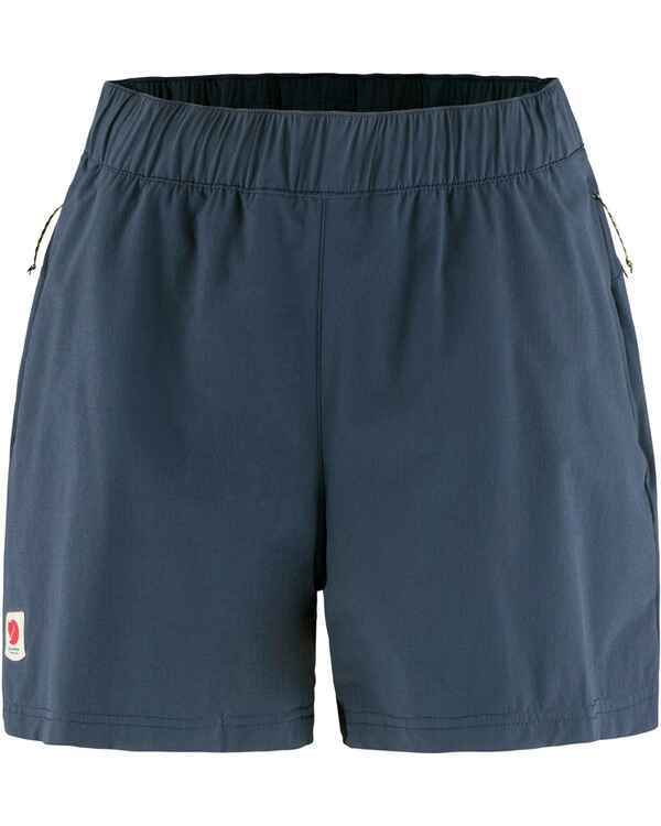 Damen Shorts High Coast Relaxed, Fjällräven