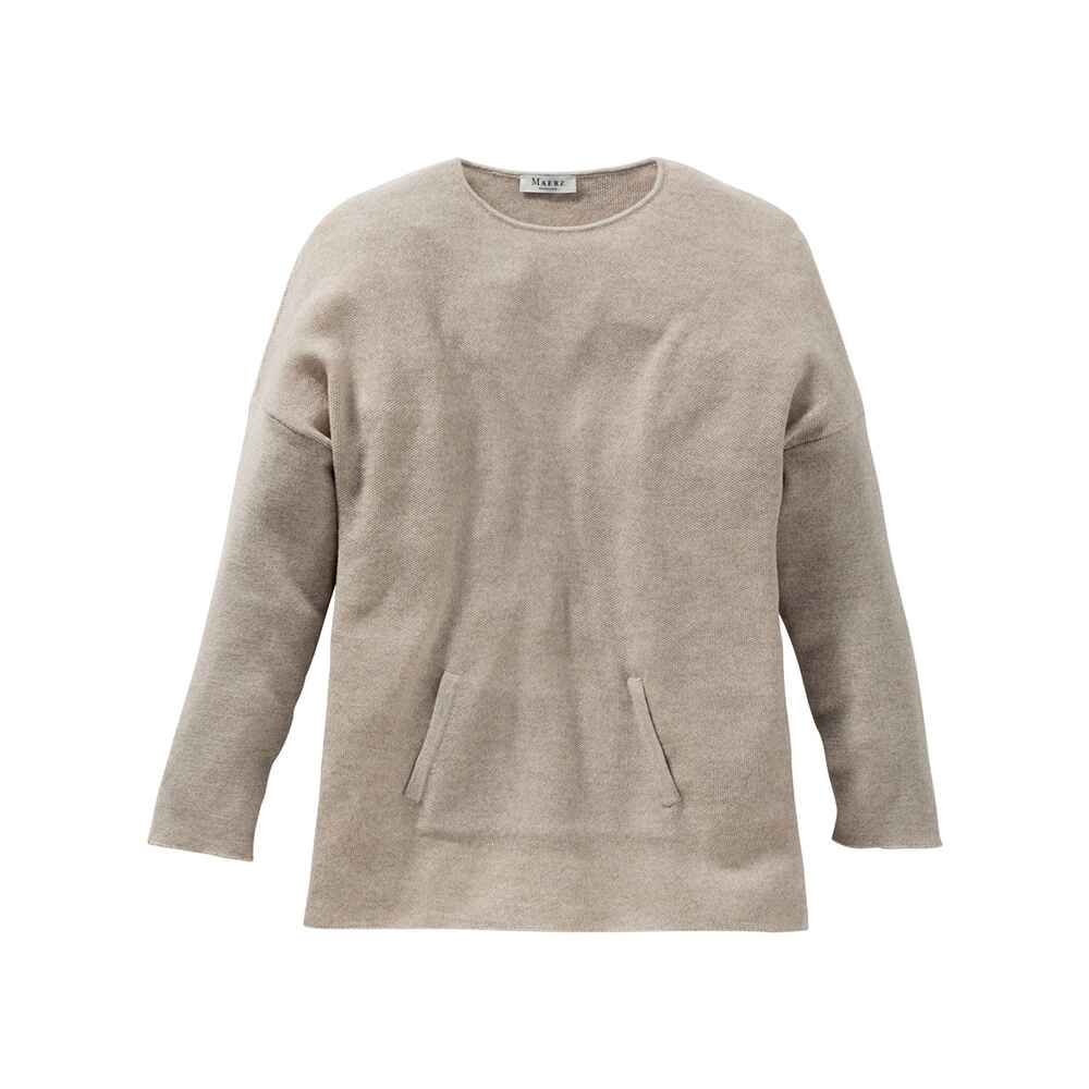 93b54f42d3b3 Pullover (braun) - Strickjacken   Pullover - Bekleidung für Damen ...