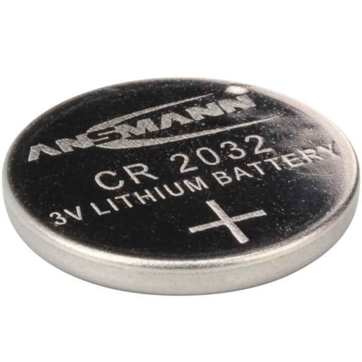 Batterie CR 2032, 5er-Pack