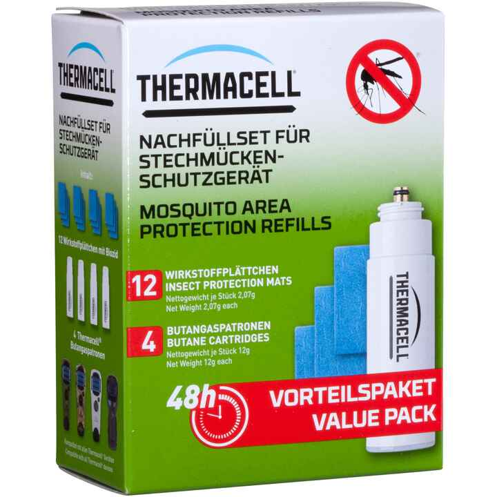 Thermacell Nachfüllpack 48Std, THERMACELL