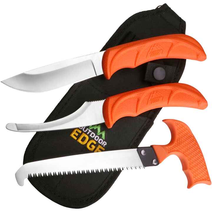 Messerset Jäger Guide, Outdoor Edge