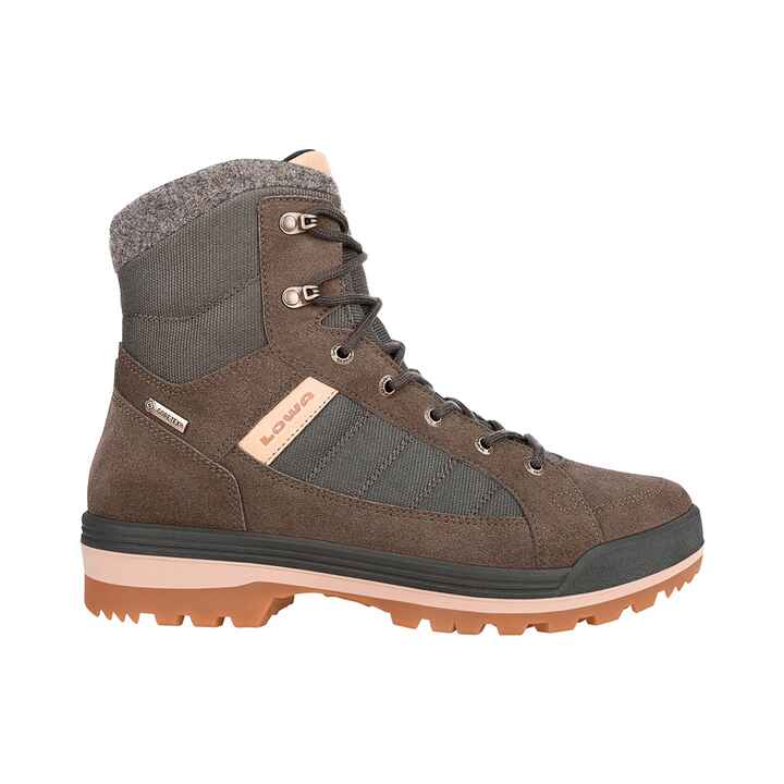 Thermostiefel Isarco 3 GTX Mid, LOWA