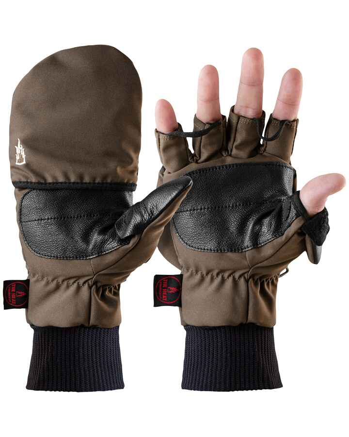 Handschuh 2 Nordic Softshell, The Heat Company
