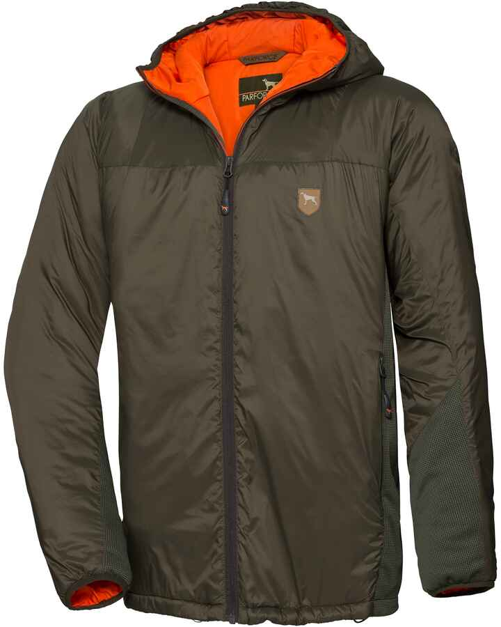 Jacke Thermo-Midlayer Hoody, Parforce