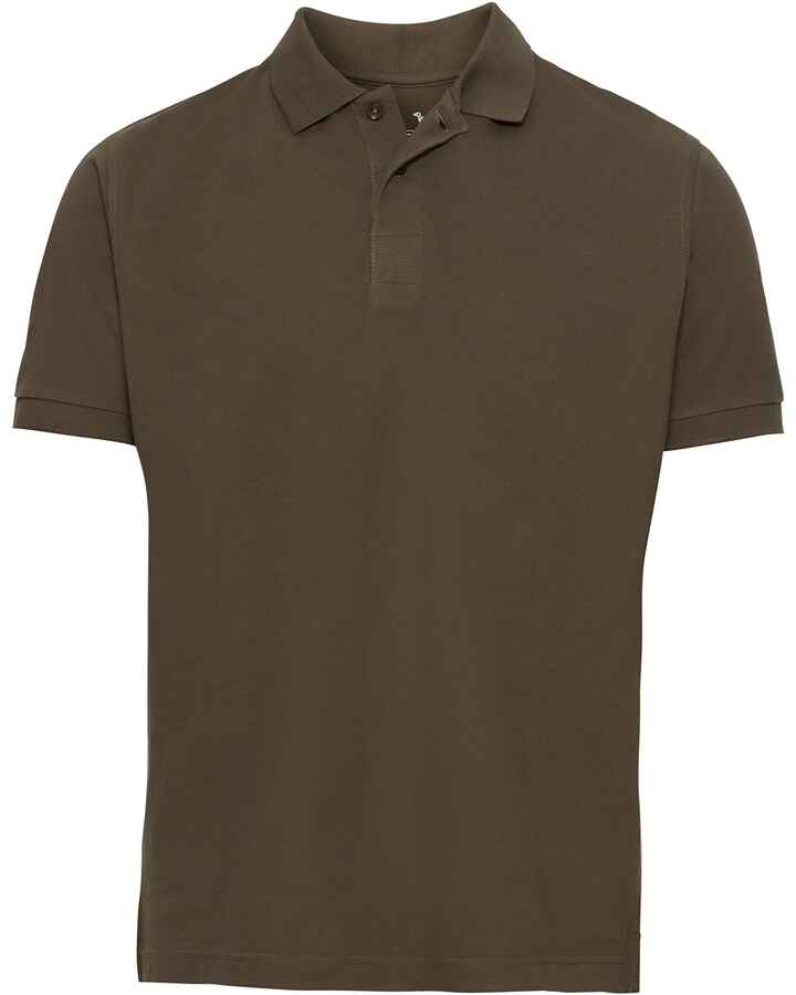 Poloshirt Hirschhaupt-Stickerei, Parforce