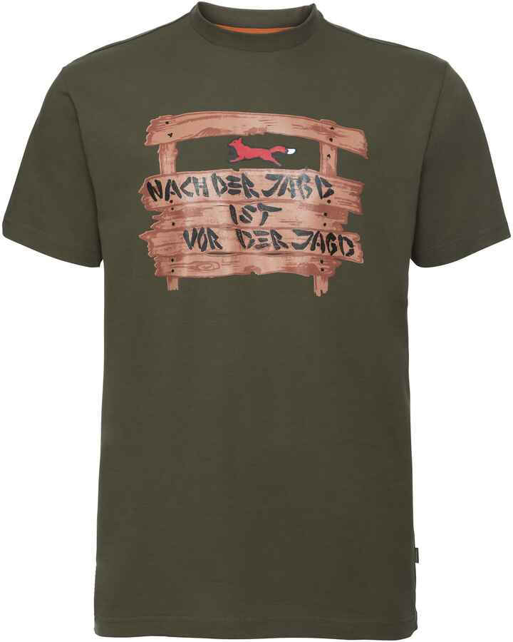 T-Shirt nach der Jagd, Parforce