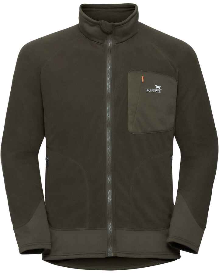 Technik-Fleecejacke Gen2, Parforce