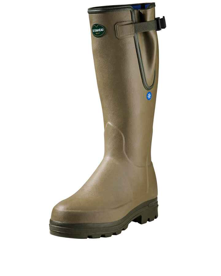 Winterstiefel Grand Froid, Le Chameau