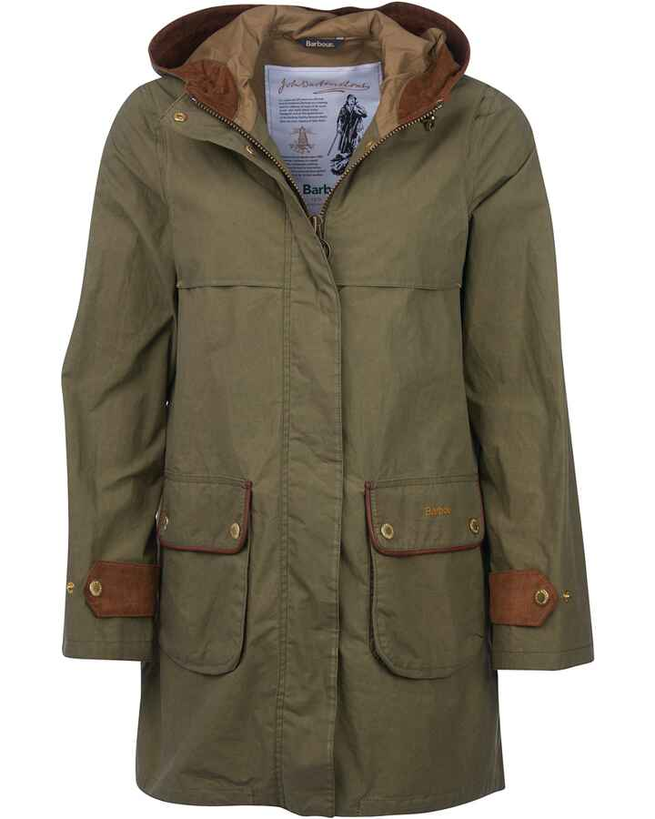 Re-Engineered Durham Jacke, Barbour