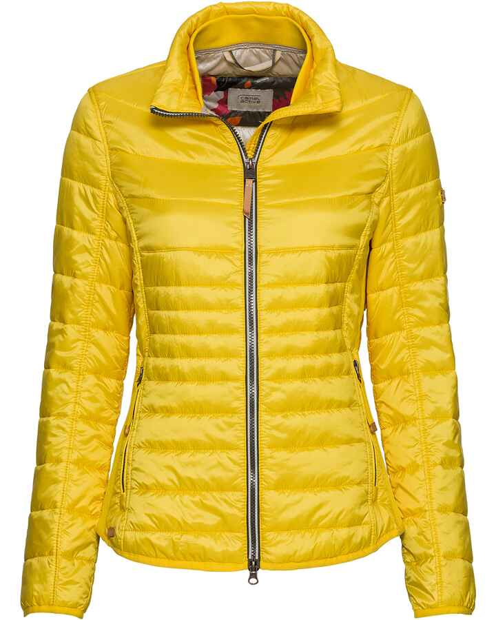 Lightweight-Steppjacke, camel active