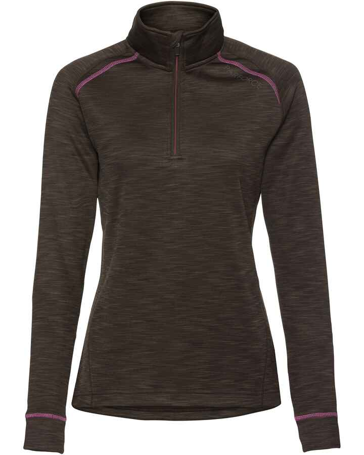 Damen Troyer-Sweatshirt Activa, Parforce