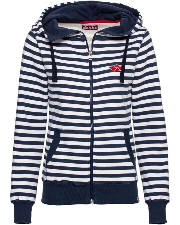 Kapuzenjacke Easy Sea, Derbe